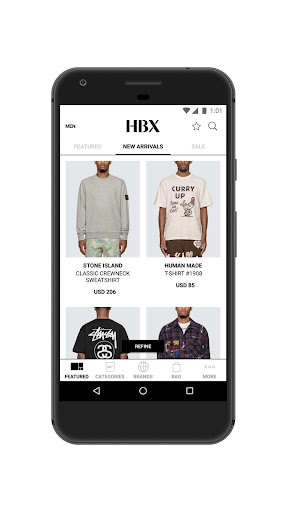 HBX | Shop Latest Fashion & Clothing screenshot 3