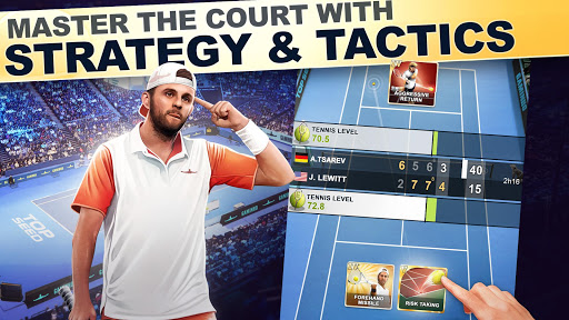 TOP SEED Tennis screenshot 3