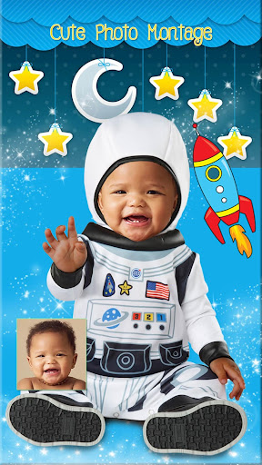 Cute Baby Photo Montage App 👶 Costume for Kids screenshot 8