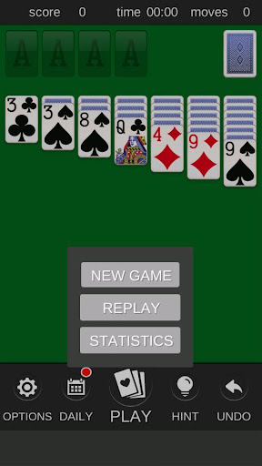 Easy Solitaire screenshot 2
