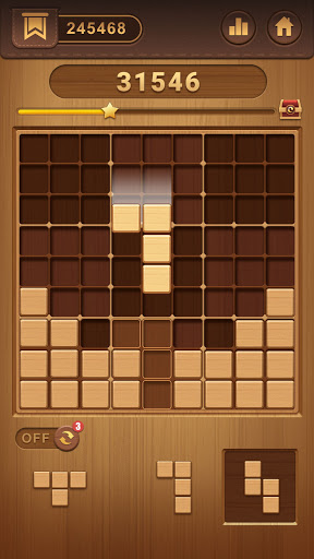 Wood Block Sudoku Game -Classic Free Brain Puzzle screenshot 9