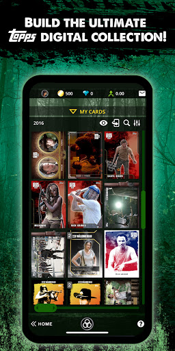 The Walking Dead Universe Collect by Topps® screenshot 1