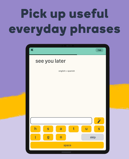 Fun & Fast Language Learning App screenshot 3
