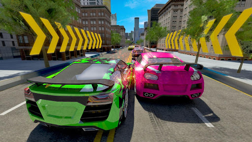 Extreme Top Speed Super Car Racing Games screenshot 2