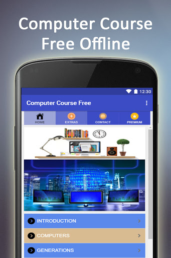 Computer Basic Course Free 屏幕截图 1