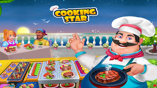 Cooking Star Chef screenshot 1