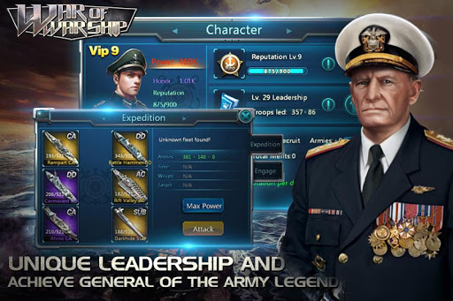 War of Warship screenshot 6