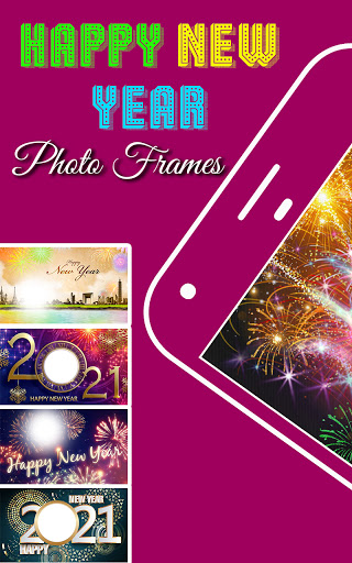 New Year Photo Editor - Photo Frames screenshot 7