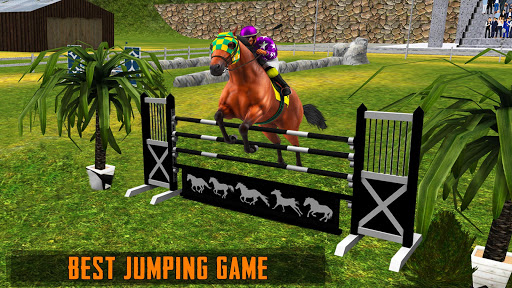 Horse Jumping Simulator 2020 screenshot 3