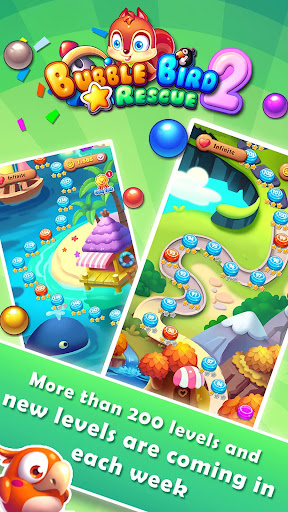 Bubble Bird Rescue 2 - Shoot! screenshot 17
