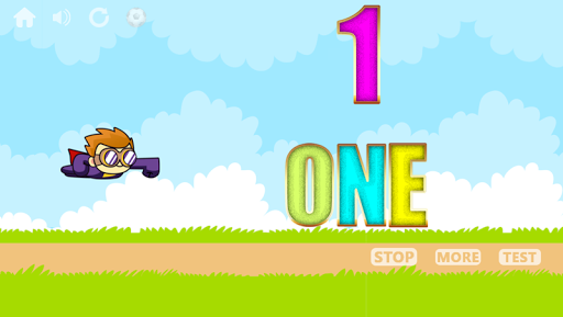 1 to 100 number counting game screenshot 5