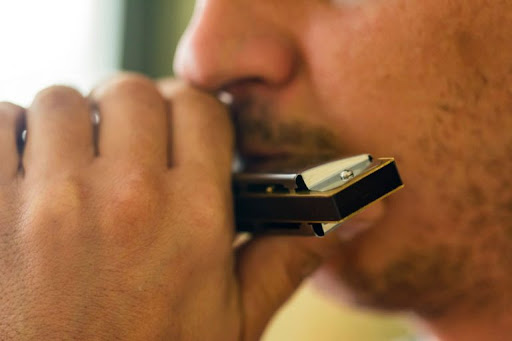 Learn to play the harmonica screenshot 1