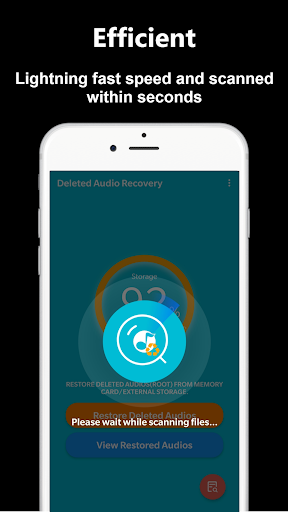 Deleted Audio Recovery screenshot 2
