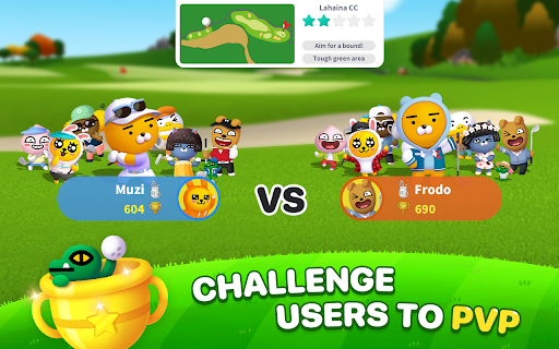 Golf Party with Friends screenshot 2