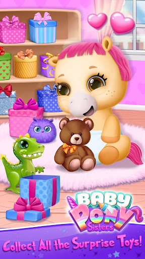 Baby Pony Sisters screenshot 6