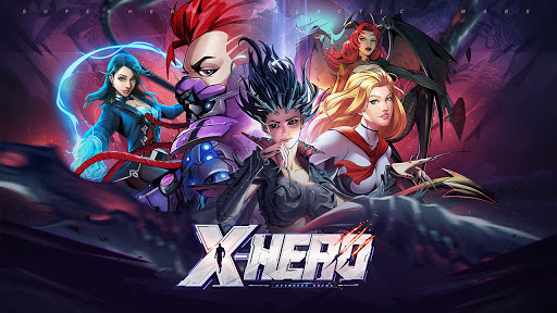 X-HERO: Idle Avengers screenshot 1