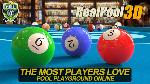 Real Pool 3D screenshot 1