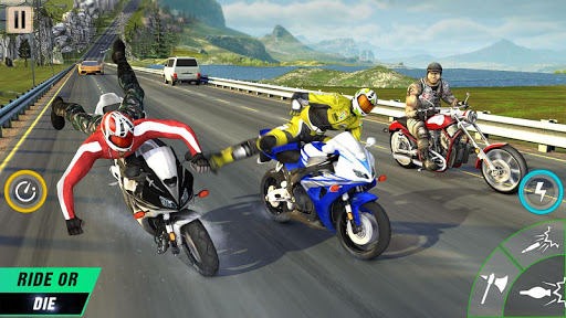 Bike Attack New Games screenshot 8