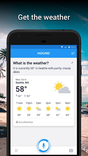 HOUND Voice Search & Personal Assistant screenshot 3