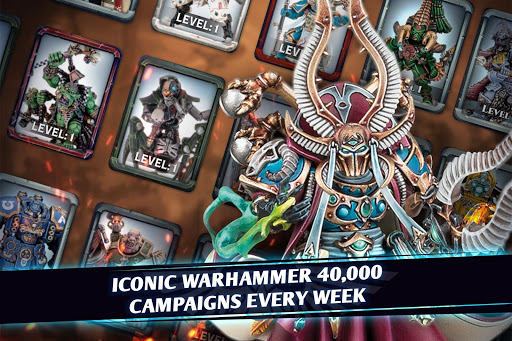Warhammer Combat Cards screenshot 2