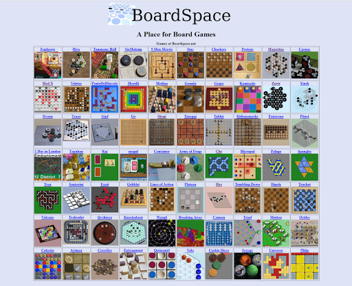 Boardspace.net captura de tela 8
