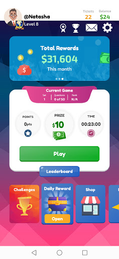 Play and Win screenshot 1