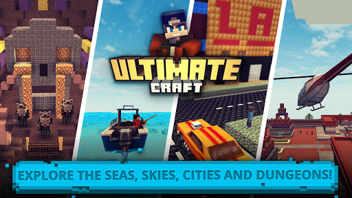 Ultimate Craft screenshot 2