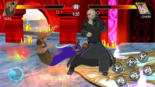 Ultimate battle fighting games 2021 屏幕截图 5