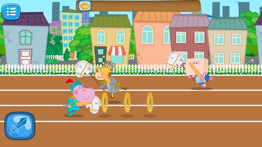 Games about knights for kids screenshot 6