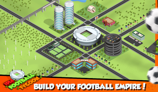 Idle Soccer Tycoon screenshot 11