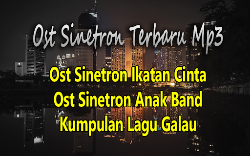 Lagu Ost ikatan cinta mp3 screenshot 2