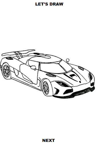 How to Draw Cars screenshot 6