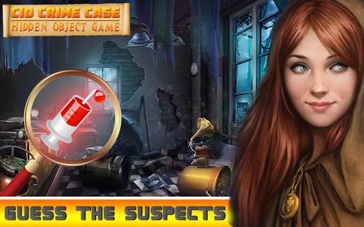 CID Crime Case Investigation : Hidden Object Game screenshot 13