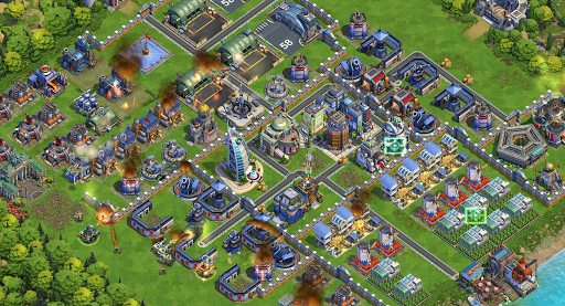 DomiNations Asia 屏幕截图 18