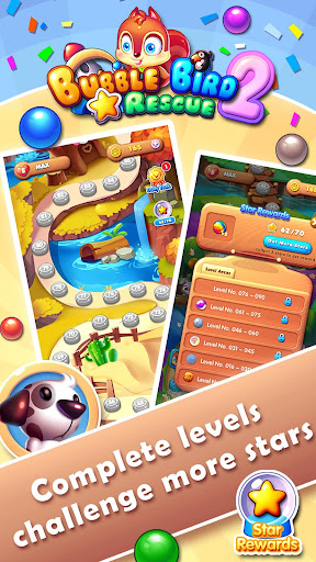 Bubble Bird Rescue 2 - Shoot! screenshot 20