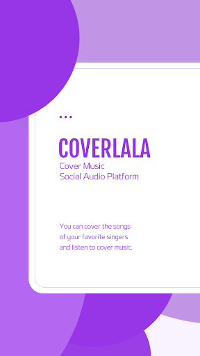 CoverLala - Cover Music Social Audio Platform screenshot 1