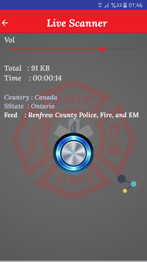 Fire and EMS Scanners screenshot 7