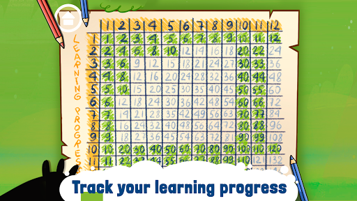 Engaging Multiplication Tables screenshot 5