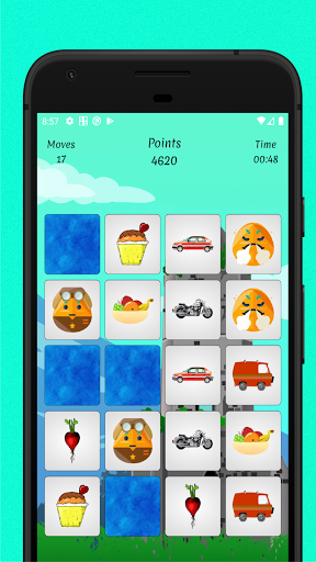 Cards Matching games. Find pairs, improve memory. screenshot 1