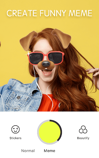 Face Camera: Photo Filters, Emojis, Live Stickers screenshot 5