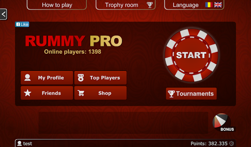 Rummy PRO screenshot 9