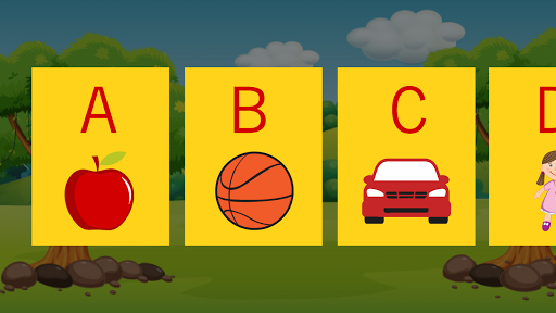 Learn abcd and numbers for PreSchool Kids Tracing screenshot 3