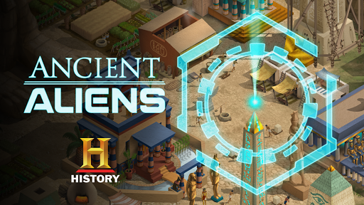 Ancient Aliens: The Game screenshot 1