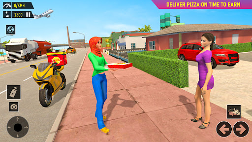 Pizza Delivery screenshot 2