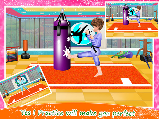 Kung Fu Karate vs School Bully screenshot 5