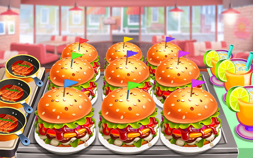 Cooking Journey:Fever Chef Restaurant Cooking Game screenshot 1