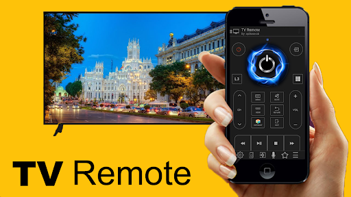 Universal Smart TV Remote Control App for All Lcd screenshot 1