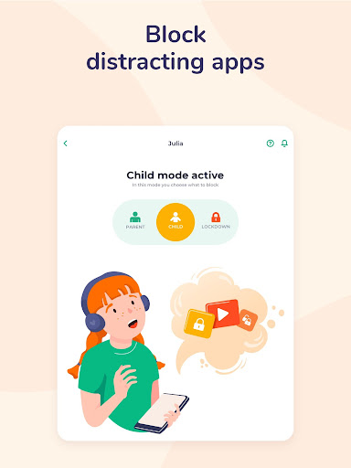 Parental Control & Screen Time by Kidslox screenshot 18