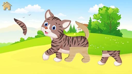 Baby Puzzles for Kids screenshot 2