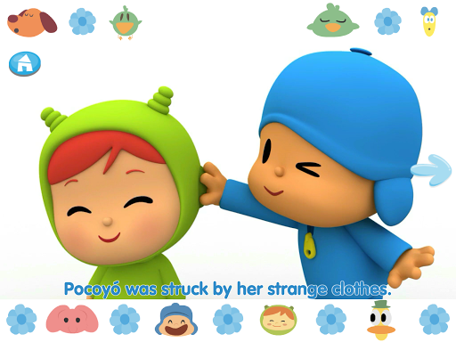 Pocoyo meets Nina screenshot 12